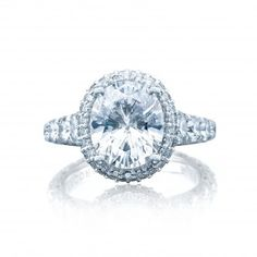 Adore this HT2624OV10X85 from Tacori!