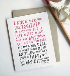 Funny Valentine's Day Cards | A Cup of Jo