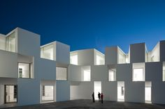 House for Elderly People, Alcácer do Sal, Portugal - Aires Mateus Associados