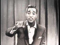 Sammy Davis Jr. Impersonations - Because of You (What a talent!!! This is so fun!!)
