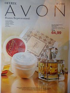 Catalog Avon Oferte pentru Reprezentanti C8 2016