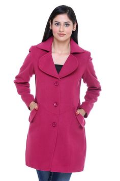 """One of the Historic and Classic Style outfit is """"Trench Coat"""". This is the only style, which can mix well with any attire. Formal, Semi formal or Party Wear Fall Fashion Outfits, Autumn Fashion, Trench Coat Style, Tweed Coat, Party Wear, Coats For Women, Women's Coats, Stylish, How To Wear"""