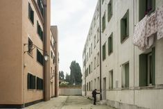 Carlo Aymonino, Aldo Rossi, Álvaro Siza Vieira, Emiliano Zandri / ZA², Lorenzo Zandri · Campo di Marte Social Housing