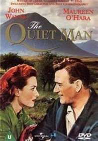 The Quiet Man > love John Wayne...
