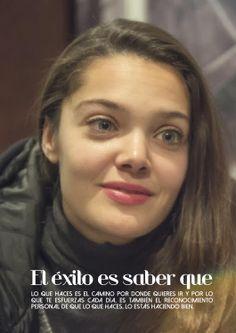 Pág 3 de la entrevista a Ana Rujas de Gaman Magazine#1 disponible en http://issuu.com/gamanmagazine/docs/n1_gamanfinal
