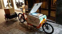 Trailer #urbanciclo #ecomensajeria #cargobike #bicimensajeria Albacete Messlife Www.urbanciclo.es - Tw: @urbancicloalba- f: Urban Ciclo - Instagram: @urbanciclo