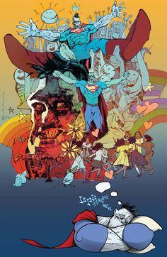 Bizarro #1 by Bill Sienkiewicz *