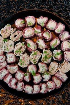 Tapas, Kiri, Party Food And Drinks, Swedish Recipes, Tortilla, Dessert For Dinner, Different Recipes, I Foods, Food Inspiration