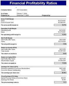 Financial Ratios Series – Activity Ratios Part 2 at http://www ...