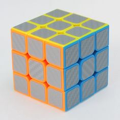 Available on Flakoo's Store the Fast Cube.  Can activate your imagination and creativity. Improve your memory, hand flexibility and challenge your patience