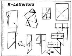 Envelope and Letterfolding: K-Letterfold