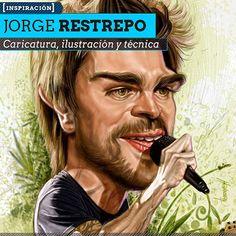 Caricatura, ilustración y técnica de JORGE RESTREPO. Personajes populares en técnica manual y digital desde Colombia.  Leer más: http://www.colectivobicicleta.com/2013/06/Caricatura-ilustracion-de-JORGE-RESTREPO.html#ixzz2W2YKBpgE