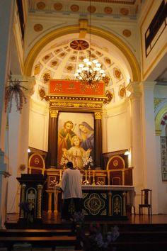 Feb Sunday in Ordinary Time Missae~ @ Holy Family Catholic Church, Wuhan, China~ Holy Family, Wuhan, Mongolia, Catholic, Korea, Sunday, Princess Zelda, China, Painting