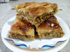 Food Network Recipes, Cooking Recipes, The Kitchen Food Network, Greek Cooking, Spanakopita, Greek Recipes, Feta, Food And Drink, Bread