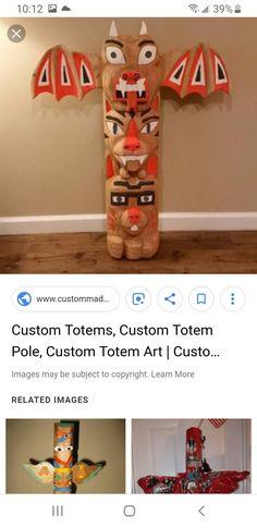Totem Poles, Elf On The Shelf, Holiday Decor, Home Decor, Art, Art Background, Totems, Decoration Home, Room Decor