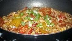 Favourite slow cooker recipes - chicken jambalaya