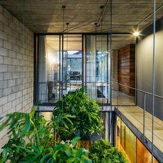 Material em Foco: Casa Mipibu por Terra e Tuma Arquitetos Associados,© Nelson Kon