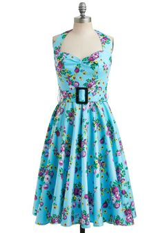 """Enchanted Afternoon Dress, #ModCloth 