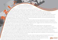 321_L'X factor delle learning organisations - le organizzazioni che apprendono