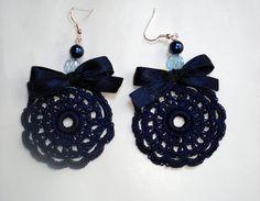 [Schema] Schemi all'uncinetto per creare orecchini di tutti i tipi (Crochetpatterncentral.com) - Dimmicosacerchi - campioncini gratuiti, concorsi a premio, campioni omaggio