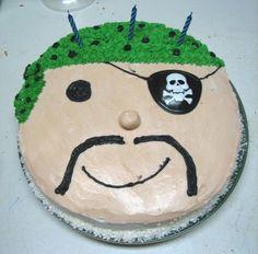 Pirate Cake 2