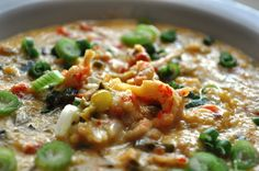 crawfish grits recipe