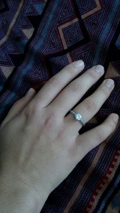 """Iren V.: - И еще хочу показать моё первое приобретение в """"Оринго"""" - кольцо """"Виадук"""", которое я купила дочке. Довольно спонтанная покупка, надо сказать, потому что шли, сами не знали, за чем"""