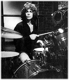 Andy Newmark (born: July 14, 1950, Port Chester, NY, USA) is an American drummer and musician. He is well known as the onetime drummer for Sly and the Family Stone, and has also played with numerous other artists, particularly British acts such as John Lennon, Pink Floyd, David Bowie and Roxy Music.