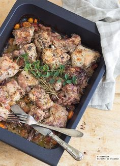 Recopilamos nuestras mejores 29 recetas de conejo para que puedas cocinarlas facilmente y disfrutarlas. Recetas de conejo al alcance de todos