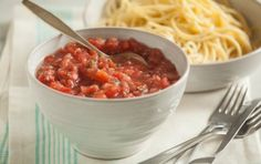 Use this sauce over hot pasta, raw vegetable ribbons or poached fish or poultry. You can season it to taste with salt and freshly ground pepper or red pepper flakes if you like. Raw Food Recipes, New Recipes, Vegetarian Recipes, Dinner Recipes, Cooking Recipes, Healthy Recipes, Favorite Recipes, Savoury Recipes, Pasta Recipes