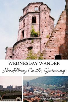 My visit to Heidelberg Castle, Germany