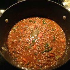 Lentil Soup Recipe - Allrecipes.com