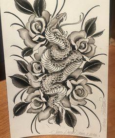 #snake #sandiego #larascotton #painting #illustration