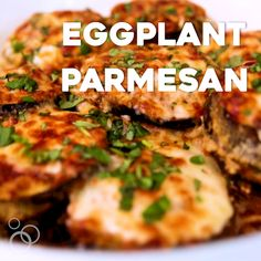 Our all-time FAVORITE way to make eggplant parm! Our all-time FAVORITE way to make eggplant parm! Chicken Skillet Recipes, Beef Recipes, Cooking Recipes, Healthy Recipes, Chicken Casserole, Sausage Recipes, Casserole Recipes, Seafood Recipes, Vegetarian Eggplant Recipes