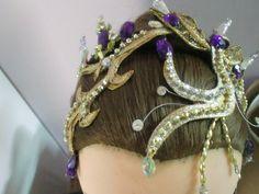 The Lilac Fairy Head Piece | Dancewear by Patricia