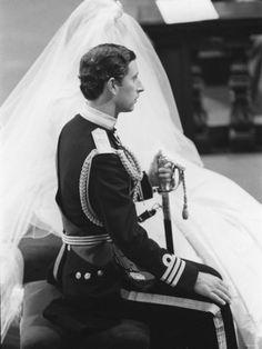 Prince Charles and Princess Diana Wedding at St Paul's Cathedral