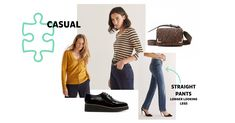 A pair of jeans and a t-shirt? Yes, but only if you go for a stylish tee! Fall Outfits, Casual Outfits, Yellow Cardigan, Fall Looks, Casual Looks, Autumn Fashion, Ootd, Street Style, Trends