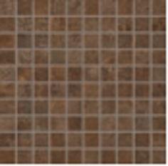 #Ergon #Metal Style #Mosaik Corten 30x30 cm I307E2R | Feinsteinzeug | im Angebot auf #bad39.de 84 Euro/qm | #Mosaik #Bad #Küche