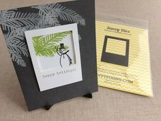 21st birthday shadow box card using silhouette cameo for Impress cards and crafts