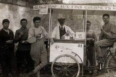 Le marchand de glace - Métiers d'autrefois - L'Internaute Actualite