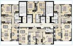 """Résultat de recherche d'images pour """"katta 4 daire planı"""""""