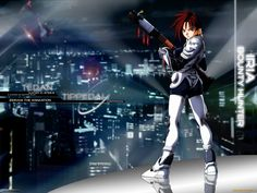 Anime - Iria: Zeiram The Animation Wallpaper