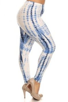 Ultra Soft Popular Printed Plus Fashion Leggings Mommy And Me, New Fashion, Skinny Jeans, Plus Size, Leggings, Legs, Boutique, Clothes For Women, Fitness