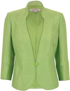 Shop for Jacques Vert Shantung jacket at ShopStyle. Blazers For Women, Jackets For Women, Shweshwe Dresses, Work Jackets, Blazer Outfits, Latest Outfits, Warm Outfits, Winter Coats Women, Outdoor Outfit