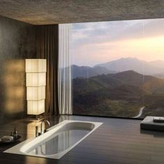 Bathroom Trends, Colors And Models- Page 8 of 42 - Home & Garden interior and Design Club Future House, My House, Lavatory Design, Spa Like Bathroom, Design Bathroom, Small Bathroom, Master Bathroom, Kitchen Design, Bathroom Trends
