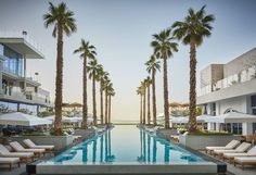 FIVE Palm Jumeirah Dubai in Dubai - Best hotel rates - Vossy Dubai Hotel, Hotel Specials, Palms Hotel, Desert Tour, Dubai Desert, Palm Jumeirah, Beste Hotels, Pool Days