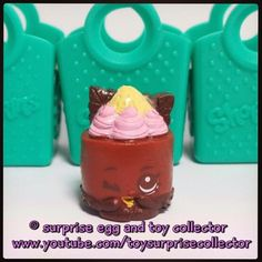 Shopkins Season 3 Cheese Louise - Ultra Rare Choc Frosted  #shopkins #shopkinsworld #shopkinsseason3 #shopkinsseries3 #spk #spkfan #shopkinsbasket #shopkins #ultrarare #chocfrosted #cheeselouise #cute #kawaii #SurpriseEggAndToyCollector #YouTube