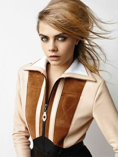 visual optimism; fashion editorials, shows, campaigns & more!: mix & max: cara delevingne by mario testino for uk vogue september 2014