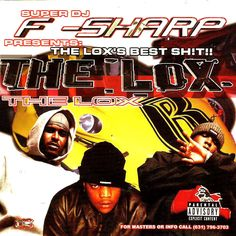 Best Of The LOX / D Block Collection Mixtape CD DJ F Sharp Compilation