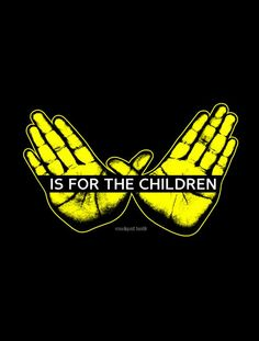 Wu-Tang is for the children.